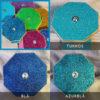 Färger på Larz Glitterz apporterna