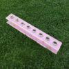 Pastellrosa vittringsstation med 8 hål från LG Apporter
